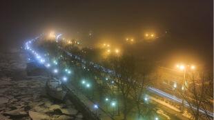 Smogowa pogoda. Zła jakość powietrza między innymi w Warszawie