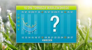 Pogoda na 16 dni: ciepło kontra zimno - zderzenie nad Polską