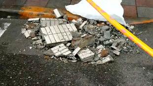 Na Tajwanie zatrzęsła się ziemia. Zginęła jedna osoba
