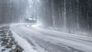 Ślisko, wietrznie, śnieżnie. Sprawdź, czy pogoda będzie groźna w twoim regionie