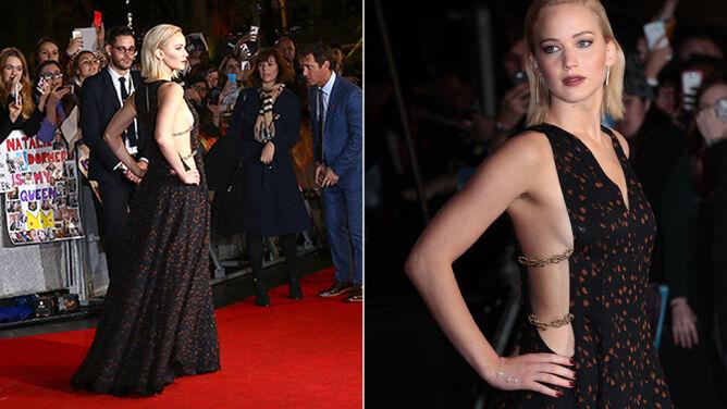 Bądź jak Jennifer Lawrence
