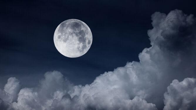Na niebie zalśnił superksiężyc. To ostatnia szansa na zobaczenie go w tym roku
