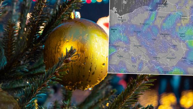 Boże Narodzenie 2020. Prognoza pogody na święta