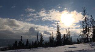 Zima na Podhalu